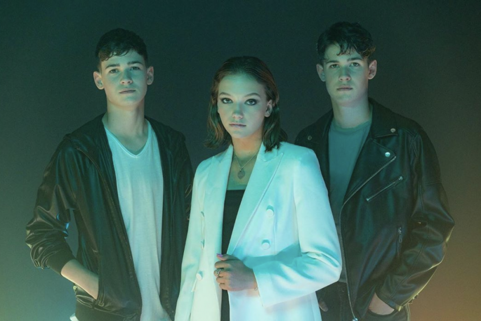 Watch: Max & Harvey and Jayden Bartels Light Up the Room in Their 'Electric' Music Video