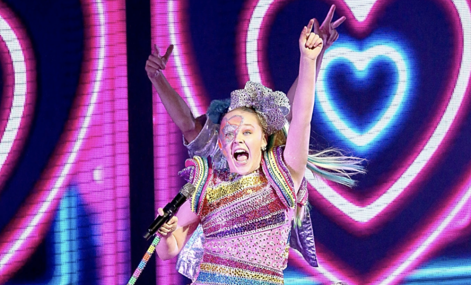 JoJo Siwa Becomes Youngest Person to Ever Headline the Iconic O2 Arena