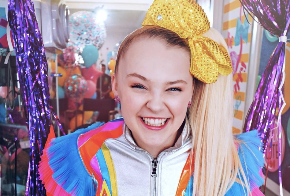 JoJo Siwa Opens Up About the Important Message Behind Her Famous Bows