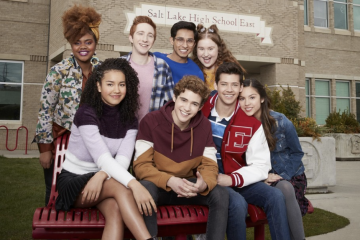 Sofia Wylie, Olivia Rodrigo & More: Meet the Cast of 'High School Musical: The Musical: The Series'