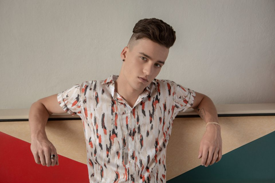 TigerBeat Tunes: Dylan Brady Performs a Unique Rendition of His Latest Single 'Boyfriend'