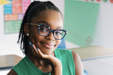 Exclusive: Marsai Martin Opens Up About How She Gained Her Confidence