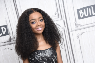 Exclusive: Skai Jackson Opens Up About Her Inspirational New Book 'Reach For The Skai'