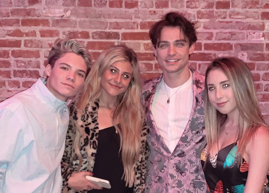 Carrie Berk Catches Up with the Stars of 'High Strung: Free Dance' at its Hollywood Premiere