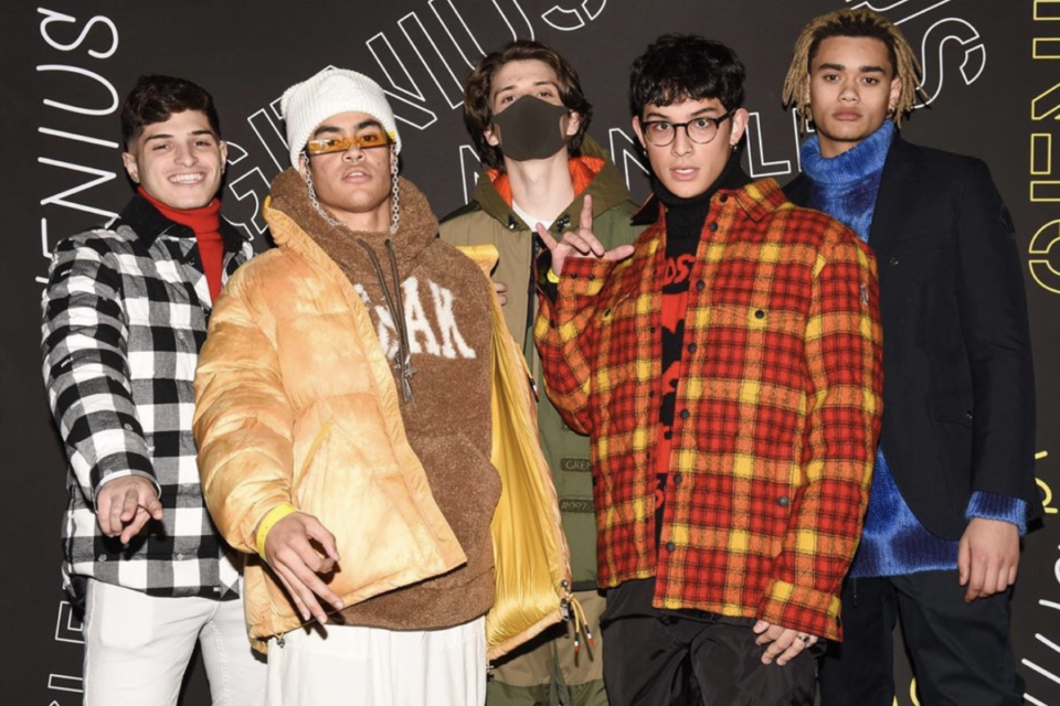 #NewMusicFriday Roundup: PRETTYMUCH's 'INTL:EP,' AJ Mitchell's 'Unstoppable' & More