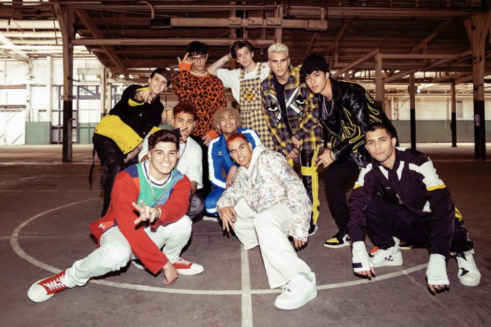 Watch: CNCO & PRETTYMUCH Team Up for Epic New Collab 'Me Necesita'