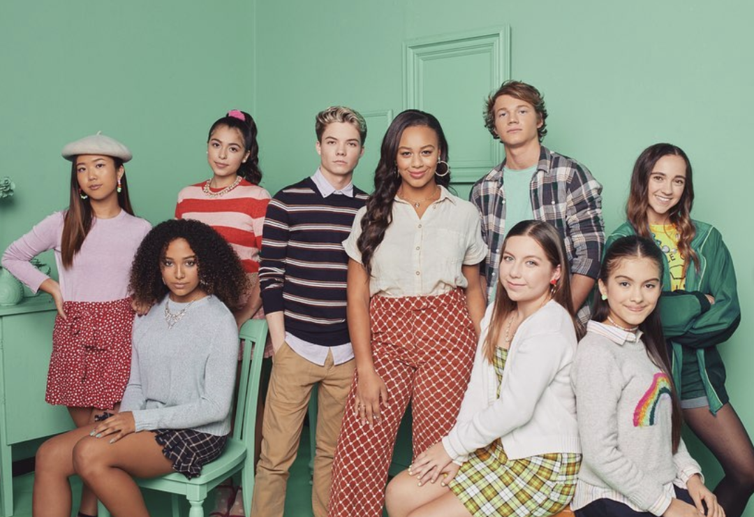 Fun Facts: Meet Nia Sioux, Connor Finnerty & the Rest of the Cast of 'Sunnyside Up'