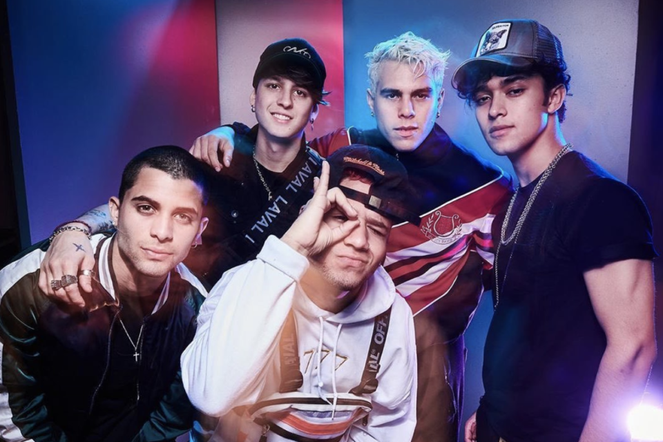 #NewMusicFriday Roundup: CNCO's 'Beso' Music Video, HRVY's 'Good Vibes,' & More