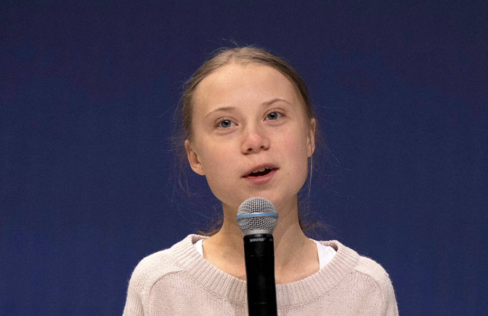 Greta Thunberg Named Time's Person of the Year 2019