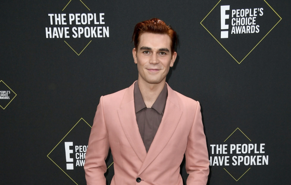 KJ Apa Reveals the Premiere Date for His New Movie 'I Still Believe'