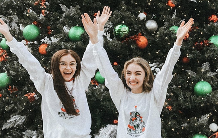 Pics: Anna Cathcart, Lauren Orlando & More Wish Fans a Merry Christmas