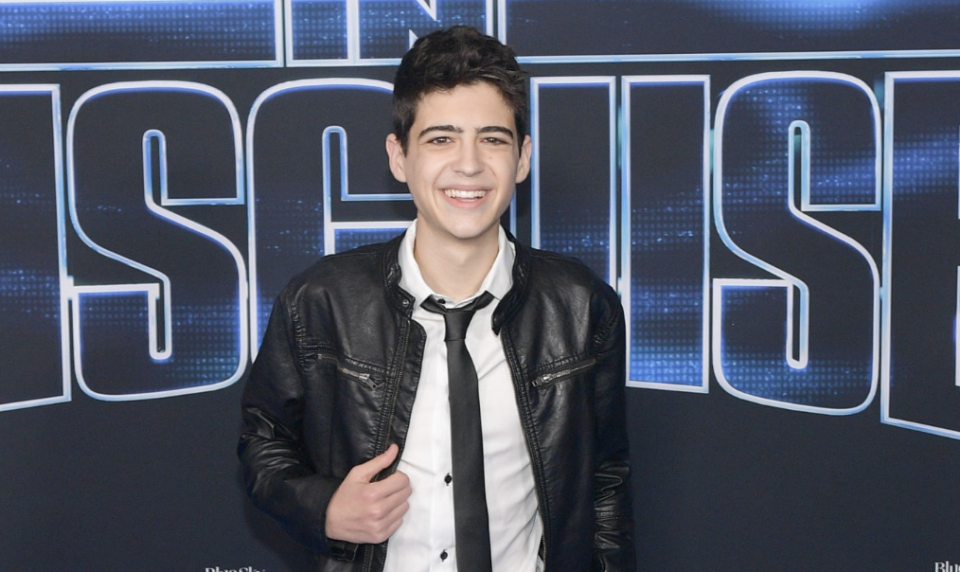 Joshua Rush Gets Real About the Possibility of Joining an 'Andi Mack' Reboot