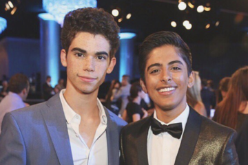 Karan Brar Honors Cameron Boyce's Memory with a Meaningful Tattoo