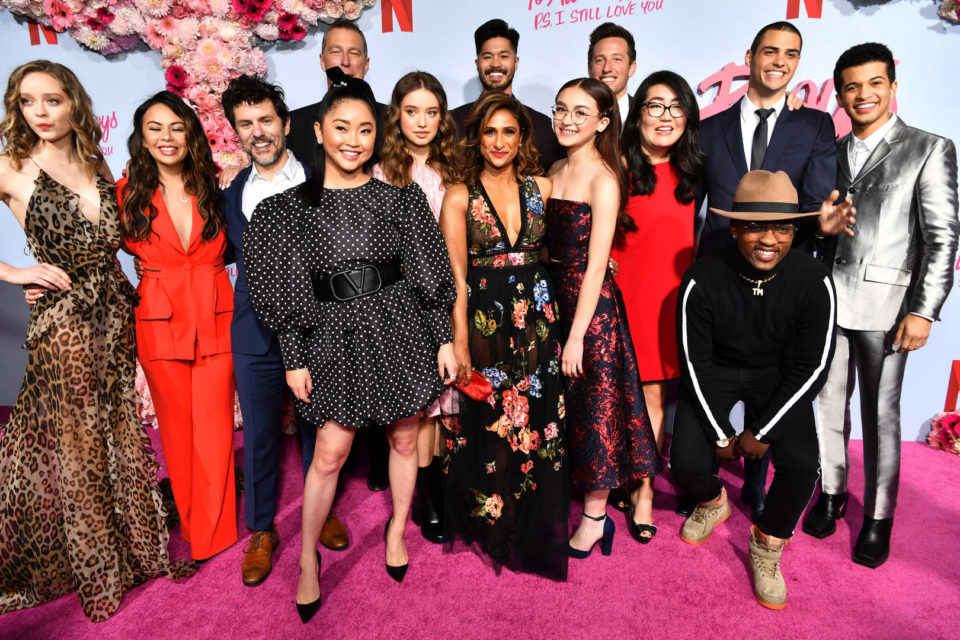 Pics: Lana Condor, Noah Centineo & More Walk the Red Carpet for the 'To All The Boys P.S. I Still Love You' Premiere