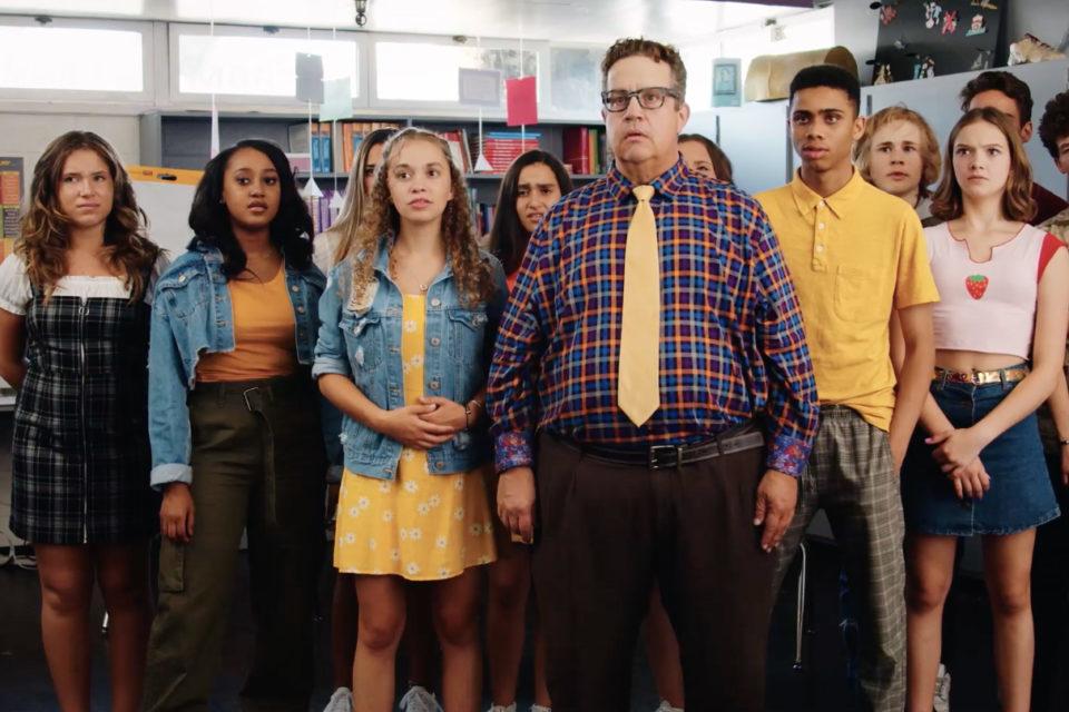 Trailer: Jayden Bartels, Hayden Summerall & More Star in 'To The Beat! Back 2 School'