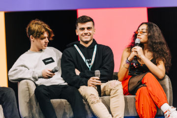 Pics: Avani Gregg, Nick Austin & More Creators Celebrate 10 Years of Playlist Live