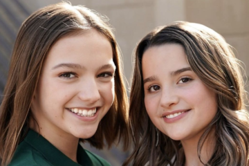 Annie LeBlanc & Jayden Bartels Gush About Working Together on 'Group Chat with Annie and Jayden'