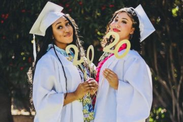 Pics: Nia Sioux, Connor Finnerty, & More Celebrate Graduation