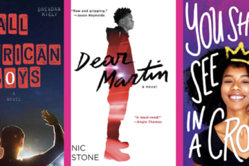 6 Young Adult Novels That Share Telling Stories of Black Teens