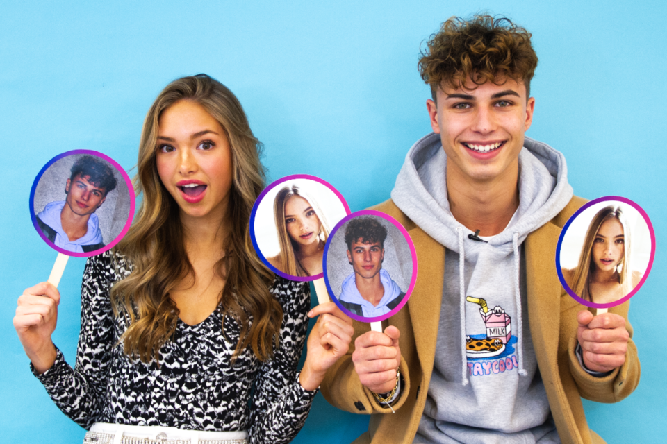 Watch: TikTokers Maddy Taylor & Nikko Zingus Spill All Their Secrets While Playing 'Most Likely To…'