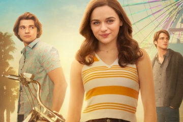 Watch: Joey King and Joel Courtney Announce 'The Kissing Booth 3' Premiere Date