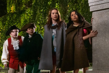 Trailer: Sadie Stanley & Cree Cicchino Team Up To Save The Day In Netflix's 'The Sleepover'
