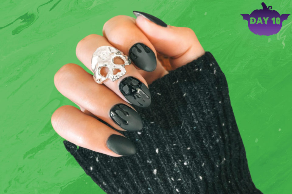 15 Spooky-Themed Manicures To Nail This Halloween