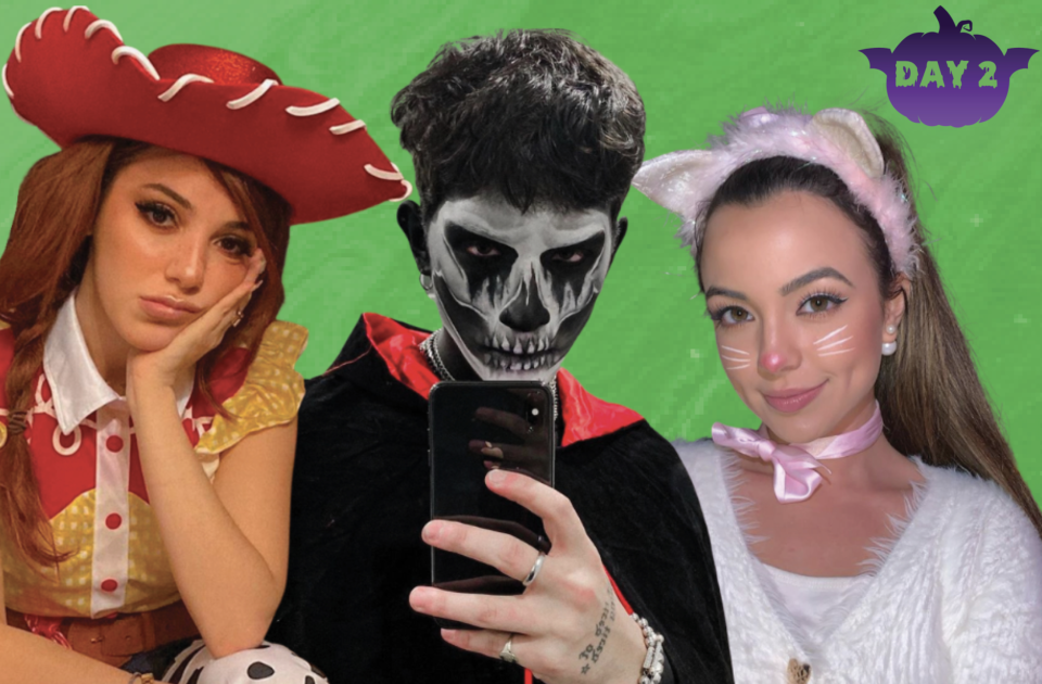 Pics: The 21 Best Celebrity Halloween Costumes From Years Past