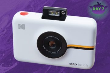 Giveaway: This Is How You Could Win A Kodak Step Touch Instant Print Digital Camera