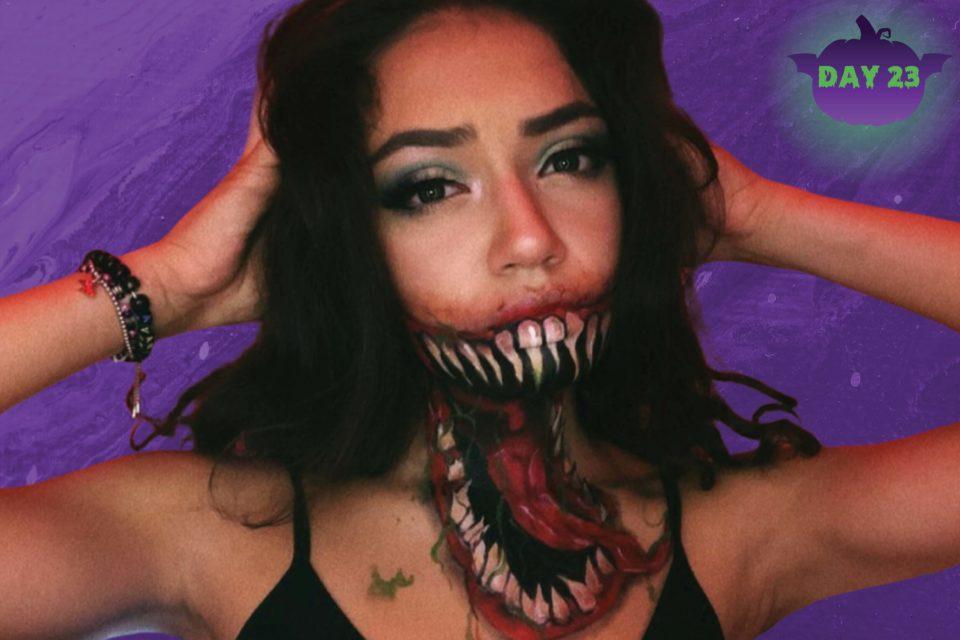 Avani Gregg Shares Her Top 3 Tips For Halloween Makeup Beginners