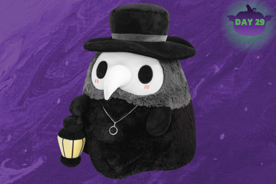 Giveaway: This Is How You Could Win A Halloween-Themed Squishable