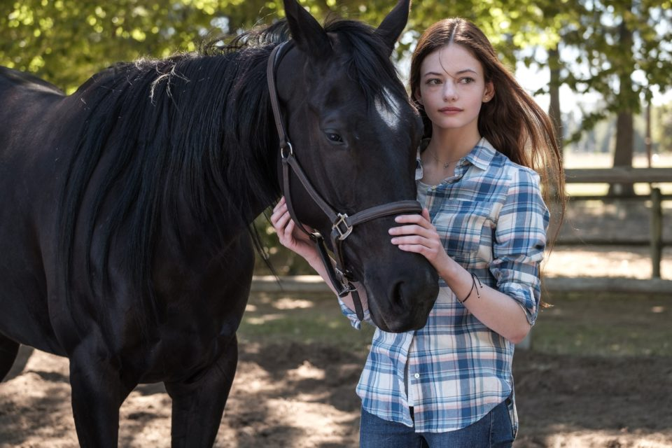 Trailer: Disney+ Reimagines The Classic Story of 'Black Beauty' With New Adaptation Starring Mackenzie Foy