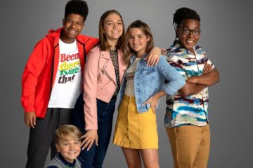 The Cast of 'Side Hustle' Gushes Over Getting Cast In Their Dream-Come-True Nickelodeon Series