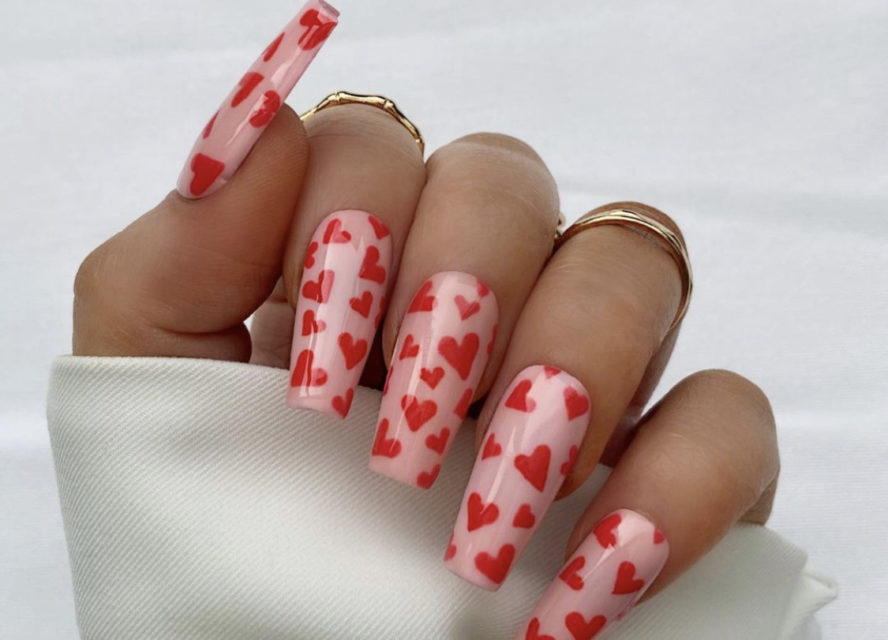 14 Nail Art Moments You Need To Get Your Hands On This Valentine's Day