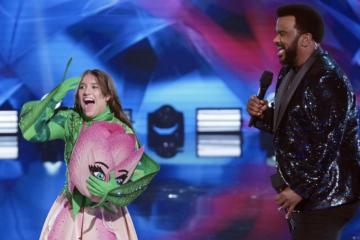 Watch: Kenzie Ziegler Officially Reveals Herself As 'The Masked Dancer' Tulip