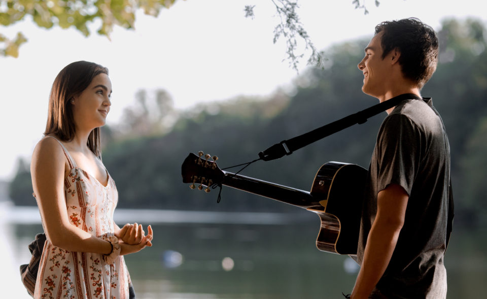 Bailee Madison, Kevin Quinn & Cast Open Up About The Important Message Behind 'A Week Away'