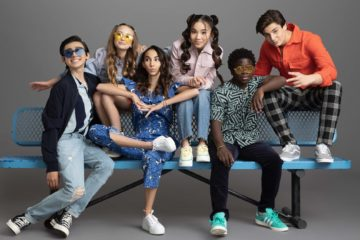 Exclusive: Get To Know The Cast Of Nickelodeon's 'Drama Club'