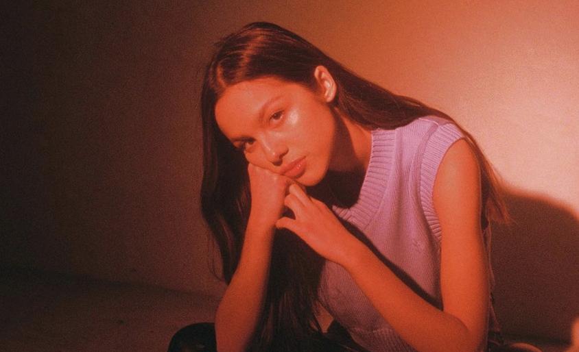 Olivia Rodrigo Reveals The Track List & Cover Art For Her Debut Album 'Sour'