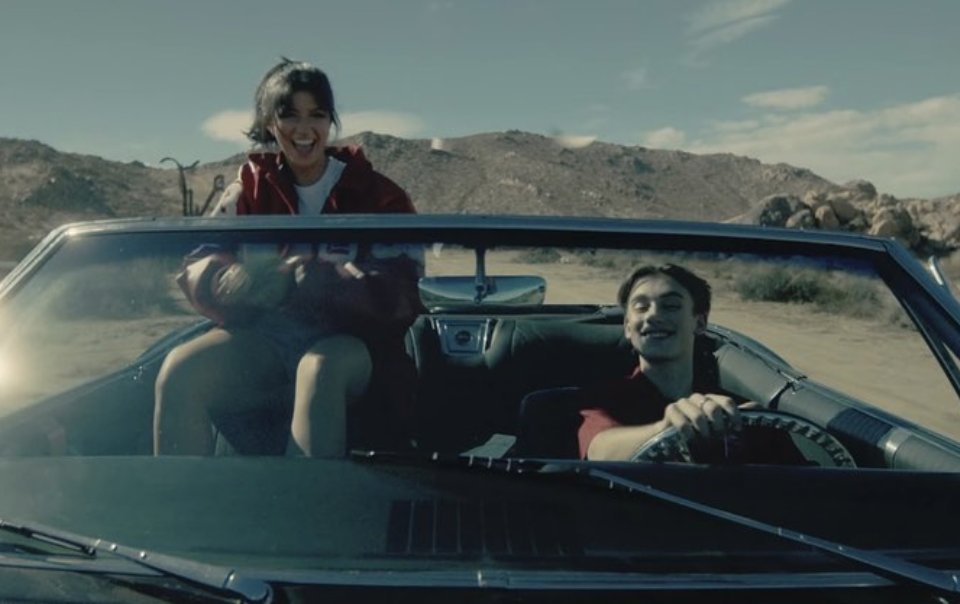 Johnny Orlando And Ellie Zeiler Are A Modern-Day Bonnie & Clyde In His New 'I Don't' Music Video