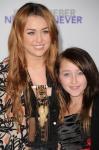 Miley and Noah Cyrus