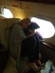 Comfy On A Plane