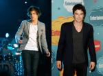 Harry Styles & Ian Somerhalder