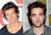 Robert Pattinson as Harry Styles