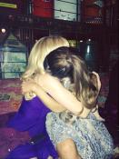 Awwwww! Best hug ever!!