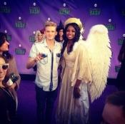 Cody Simpson and Coco Jones