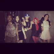 Fifth Harmony Gets Spicy!