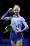 Gracie Gold Wins