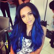 Jade Thirlwall's Bright Blue Hair