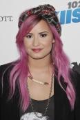 Demi's Pink Hair
