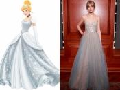Cinderella and Taylor Swift